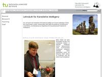 Lehrstuhl für Künstliche Intelligenz der Universität Dortmund