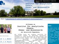 Institut für Analytische Chemie, Chemo- und Biosensorik