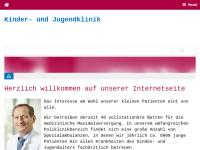 Universitäts Kinder- und Jugendklinik Rostock