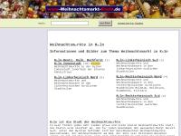 Kölner Weihnachtsmärkte