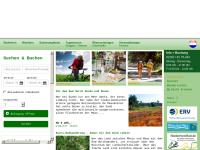 2-Land-Reisen Deutsch-Niederländisches Grenzgebiet am Niederrhein