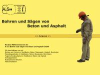 A & S Bohren und Sägen von Beton und Asphalt GmbH