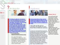 ABC Recht - Infos und Tipps