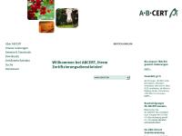 ABCERT AG