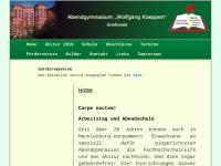 Abendgymnasium Greifswald