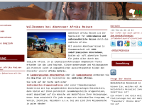 Abenteuer Afrika Reisen