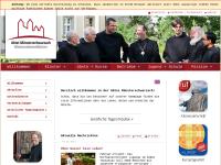 Münsterschwarzach, Missionsbenediktiner