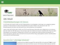 Arbeitsgemeinschaft Biologischer Umweltschutz im Kreis Soest e.V. (ABU)