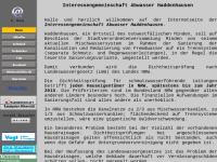 Interessengemeinschaft Abwasser Haddenhausen