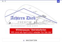 """Restaurant """"Achtern Diek"""""""