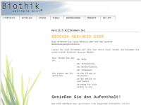 Biothik Adelheid Gier