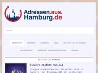 Adressen aus Hamburg