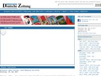 Rumänien, Allgemeine Deutsche Zeitung