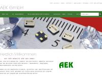 AEK Elektronik Bauteile