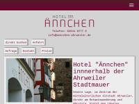 """Hotel """"Zum Ännchen"""""""