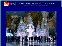 France-Allemagne-Côte d'Azur