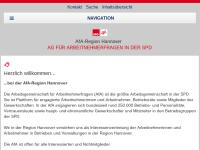 AfA-Region Hannover - AG für Arbeitnehmerfragen in der SPD