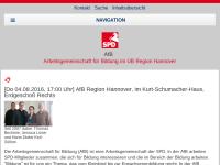 AfB Region Hannover - Arbeitsgemeinschaft für Bildung im UB Region Hannover