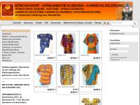 African-Shop Europe, Christine Omeni