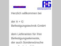 A+G Befestigungstechnik GmbH