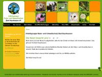 Arbeitsgruppe Natur- und Umweltschutz Bad Oeynhausen e.V.