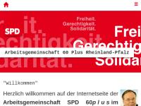 Arbeitsgemeinschaft SPD 60plus in Rheinland-Pfalz