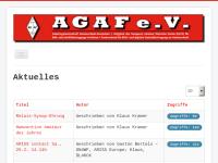 Arbeitsgemeinschaft Amateurfunkfernsehen e. V.