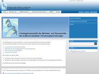 Arbeitsgemeinschaft der Betriebs- und Personalräte der außeruniversitären Forschungseinrichtungen