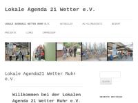 Lokale Agenda21 Wetter e.V.