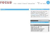 Photo- und Presseagentur GmbH Focus