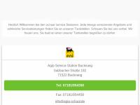 Agip Service-Stationen Uwe Schaal
