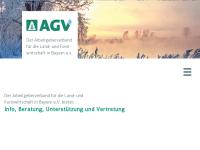 AGV - Arbeitgeberverband für die Land- und Forstwirtschaft in Bayern e.V.