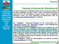 Ahnensuche Thüringen