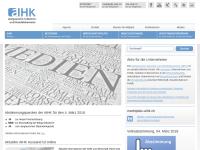 Aargauische Industriekammer und Handelskammer