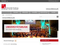 Uni Hamburg - Akademische Musikpflege