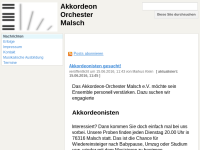 Akkordeon-Orchester Malsch