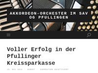 Akkordeon-Orchester Pfullingen