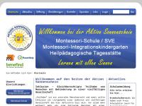Stiftung Aktion Sonnenschein München