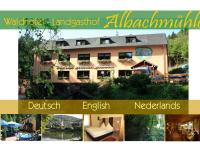 Waldhotel und Landgasthof Albachmühle