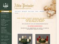 Albin Preißler - Seiffener Kunsthandwerk