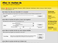 Alles-in-Aachen.de