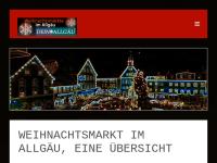 Allgäuer Weihnachtsmärkte