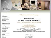 Allgemeinmedizinische Praxis Dr. med. C. Sternebeck