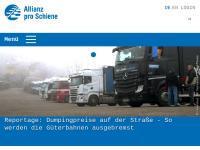 Allianz pro Schiene e. V.