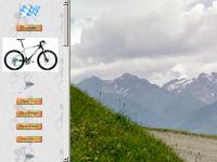 Alpenüberquerung mit dem Mountainbike