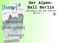 Der Alpen-Ball Berlin