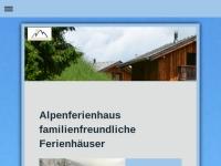 Alpenferienhaus