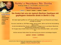 Radke's Gasthaus Alt-Berlin