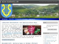 Klingenthaler Wörterbuch