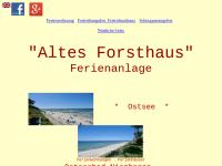 Feriensiedlung Altes Forsthaus